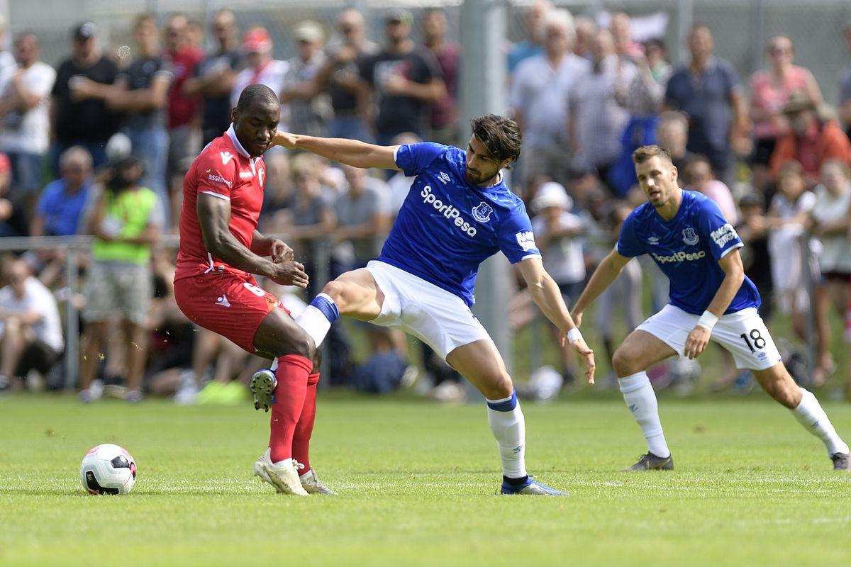 FC Sion v Everton Pre-Season Friendly