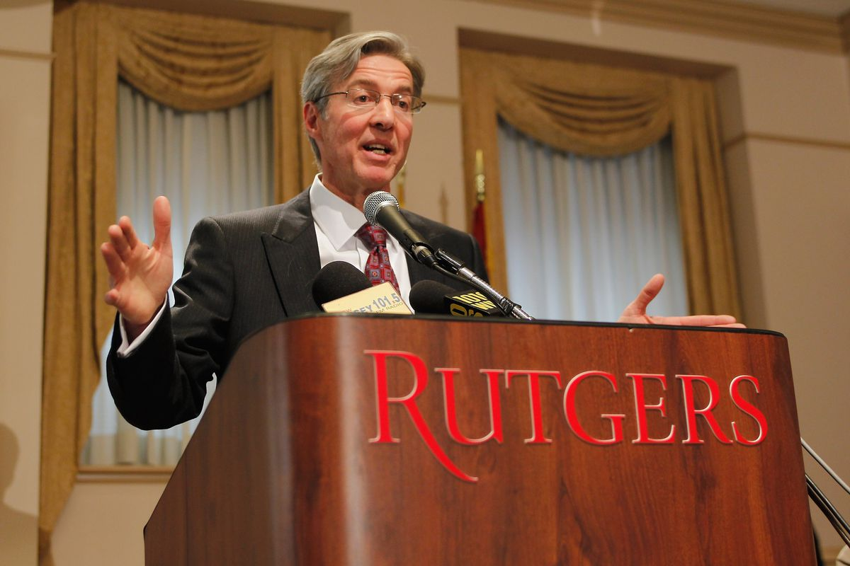 Rutgers University Board of Governors chair Ralph Izzo has found his next athletic director.