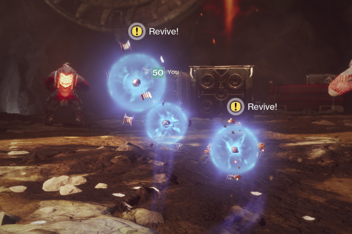 Destiny 2 players are AFKing for in-game materials - Polygon
