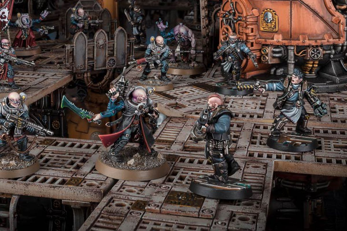 The cheapest way to start playing Warhammer 40,000 - Polygon