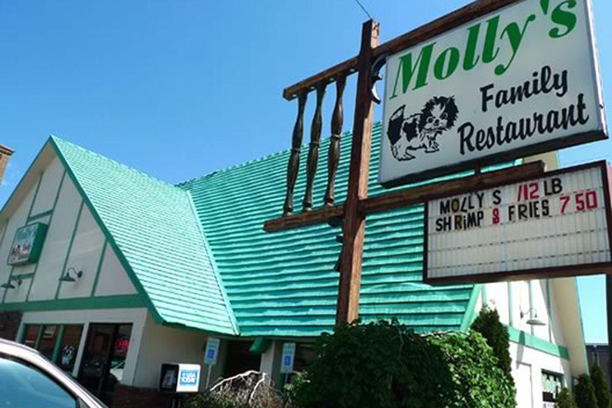 Molly's, Spokane, WA