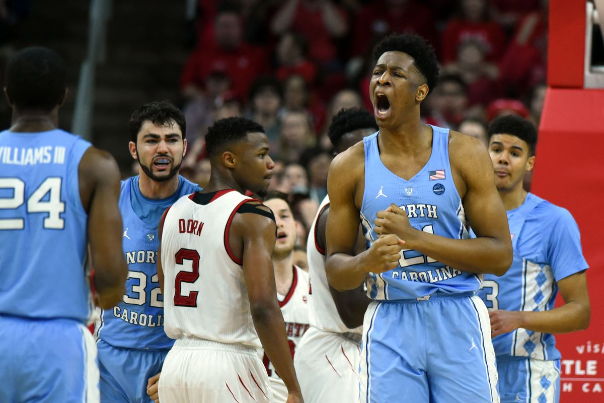 No. 14 UNC whips Notre Dame for third win in five days