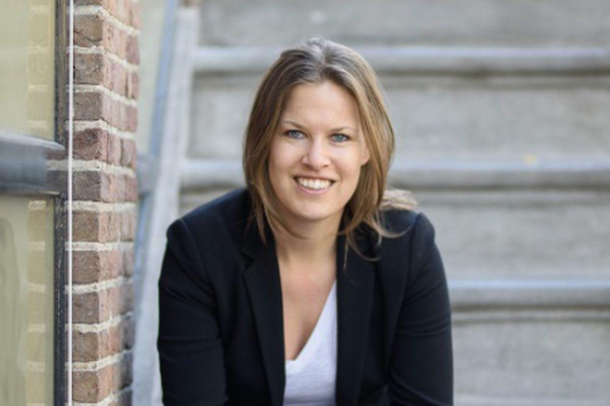 Jo Bertram, Uber's Regional General Manager for Northern Europe.