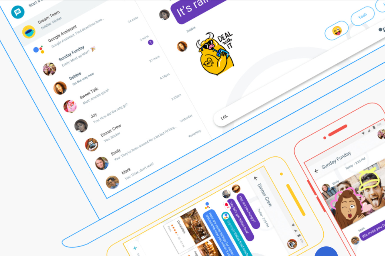 google allo for web finally arrives but only for android users