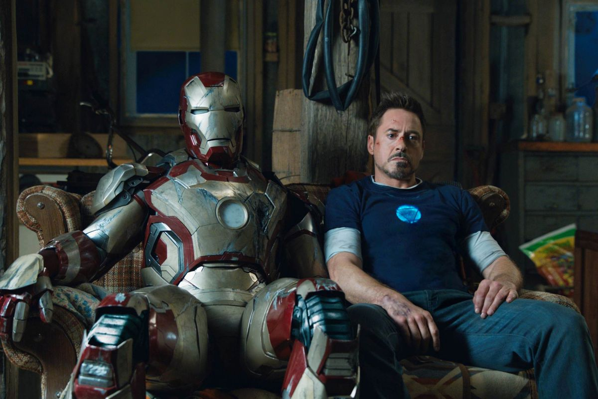 Robert Downey Jr. Talks About Similarities With Iron Man