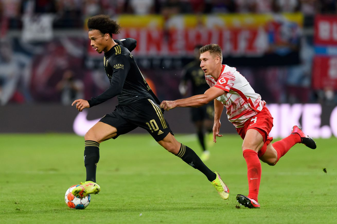 Match awards for Bayern?s 4-1 win over RB Leipzig