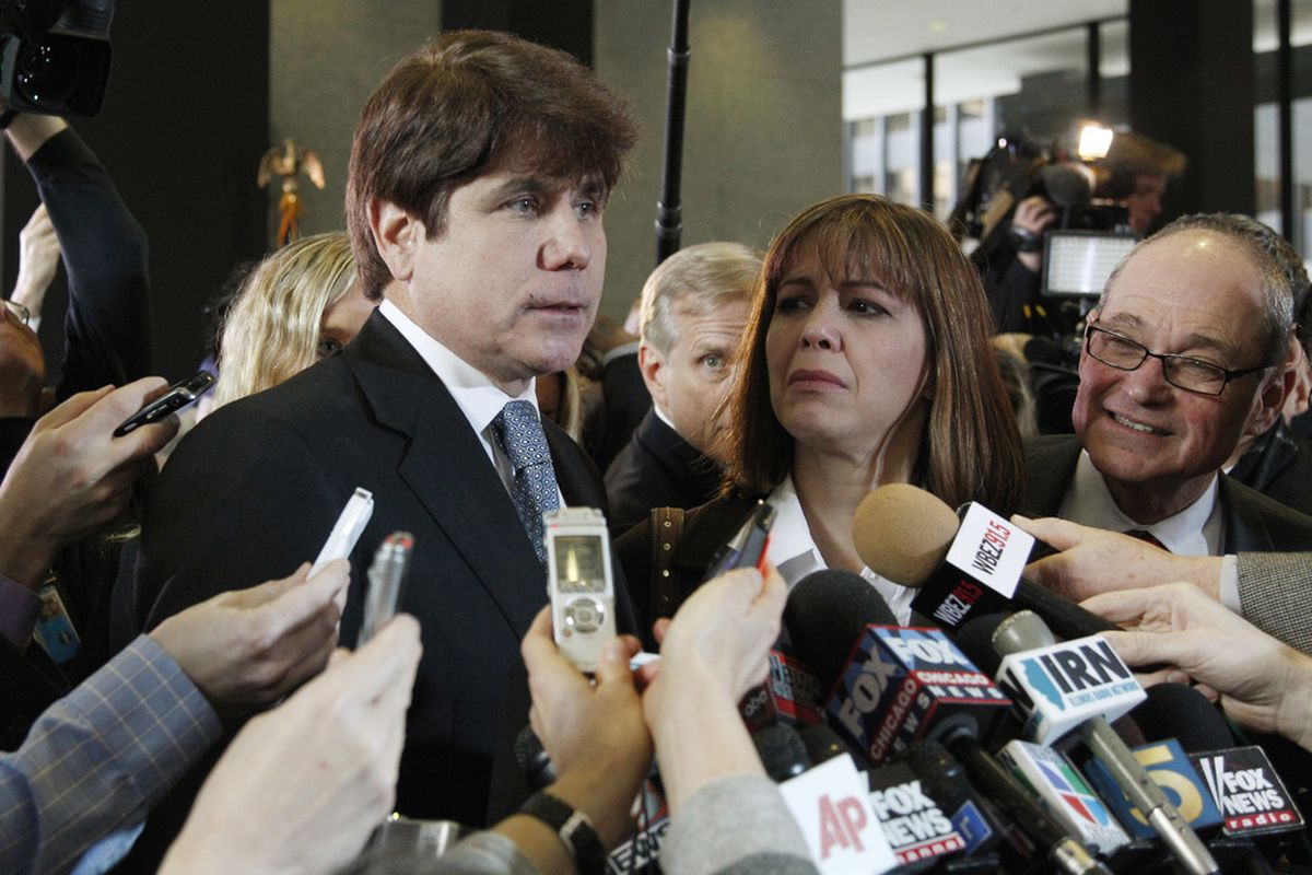 Former Illinois first lady Patti Blagojevich jolted by Aaron Schock's 'sweetheart deal with feds' — 'Where is…