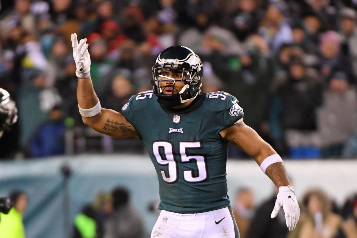 63e7925556b NFL Draft Rumors  5 players the Eagles could trade in order to get more  picks