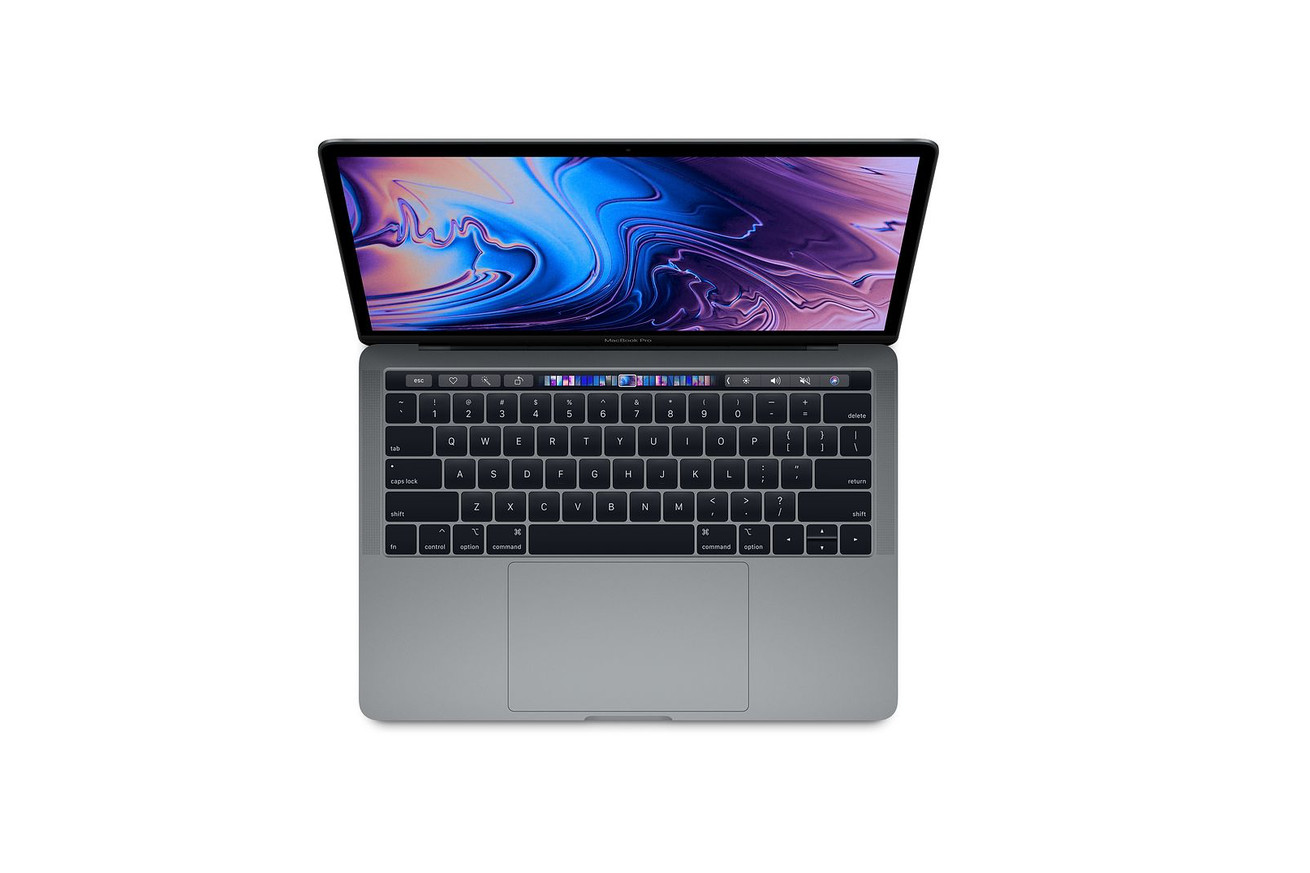 apple s new 13 inch touch bar macbook pros now have four full speed thunderbolt 3 ports