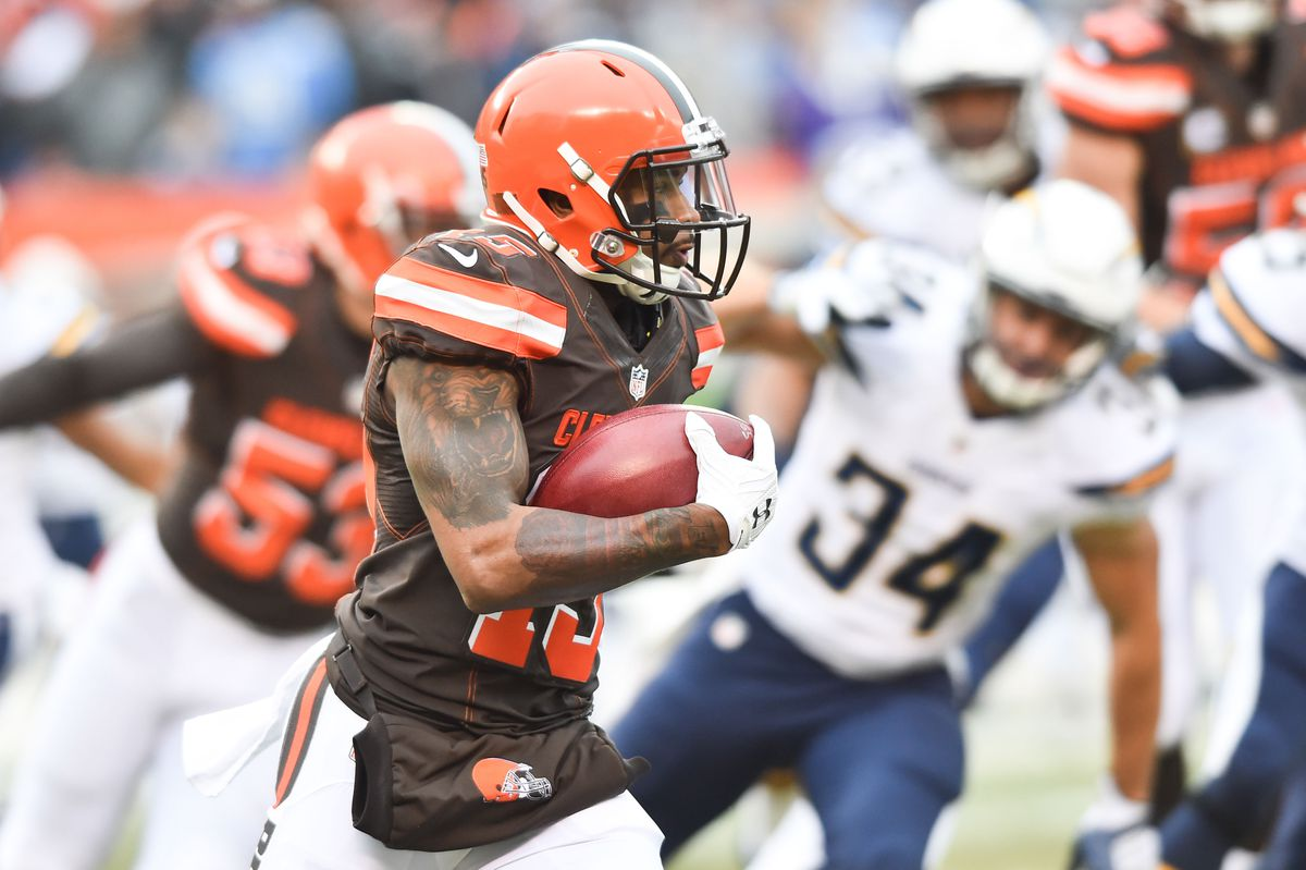 Cleveland Browns Training Camp 2017 Special Teams Preview