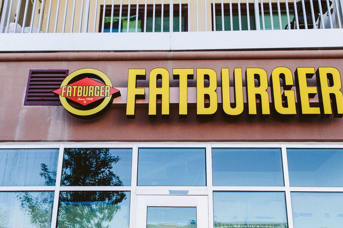 Fatburger in Midtown.