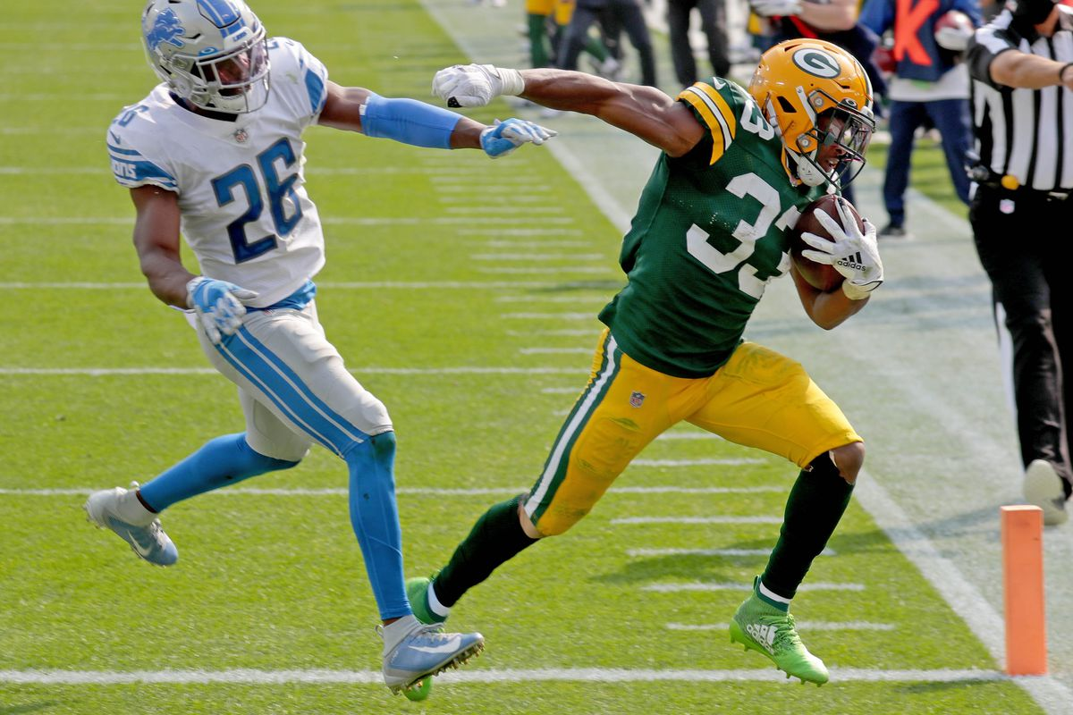 Lions Vs Packers What Just Happened Pride Of Detroit