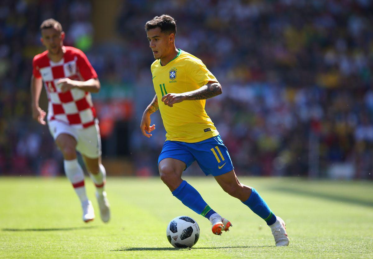 Croatia v Brazil - International Friendly