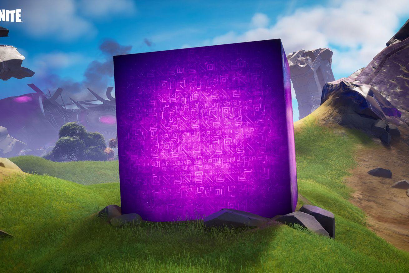 Увлекательное событие в Fortnite прошло в преддверии нового сезона ()