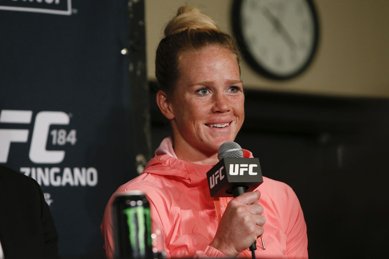 community news, UFC Fight Night 111 bonuses: Holly Holm earns Performance of the Night honor