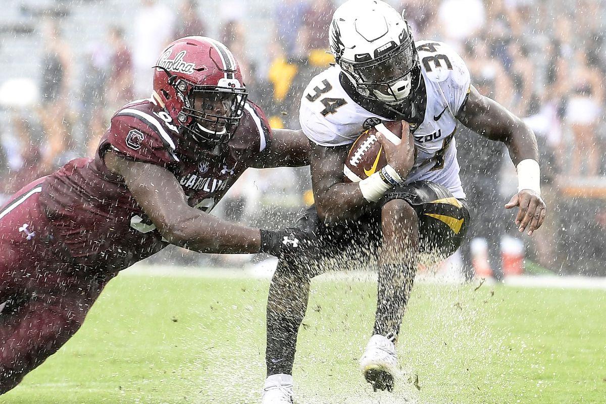 Missouri players, coaches talk rivalry with South Carolina