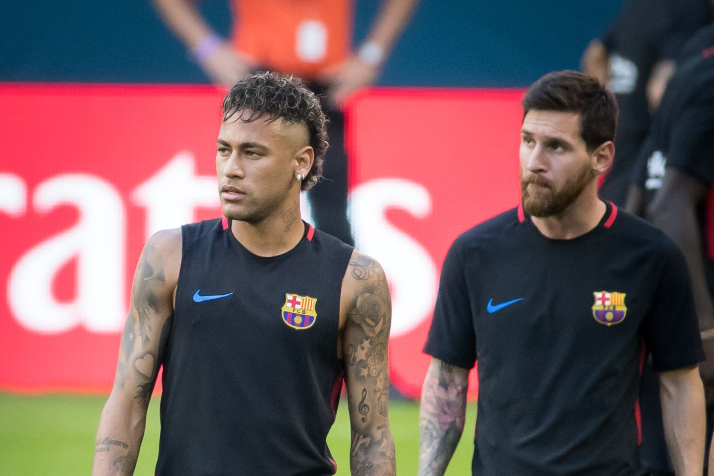 Lionel Messi Says Some People At Barcelona Don T Want Neymar Back Barca Blaugranes