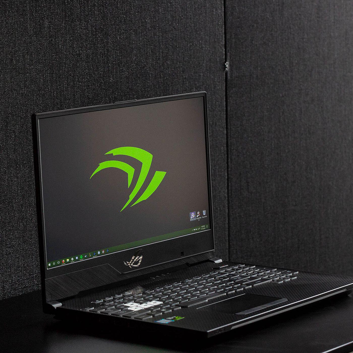 Asus Strix Scar II laptop review: lights, camo, action - The