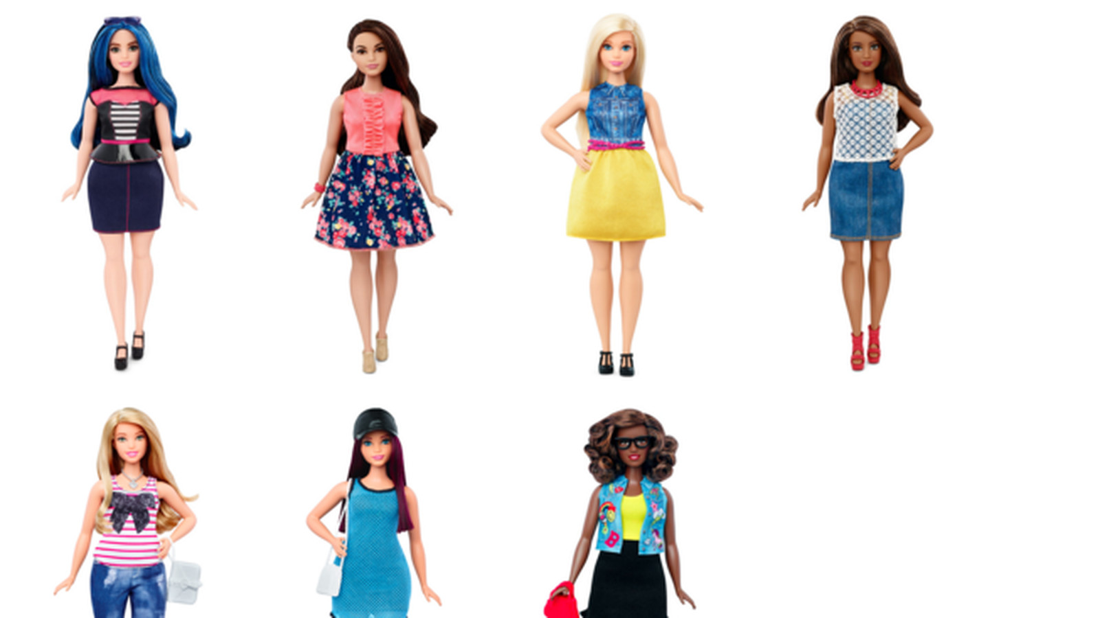 Barbie Is Now Making Curvy Tall Quot And Petite Dolls Vox