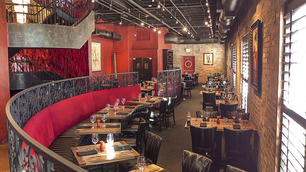 Cafe Rabelais Houston Menu