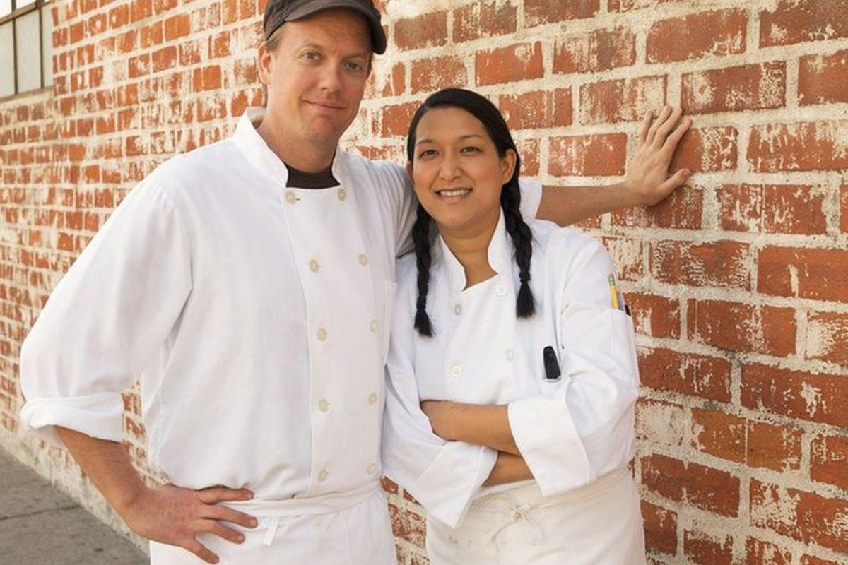 Daniel Mattern and Roxana Jullapat