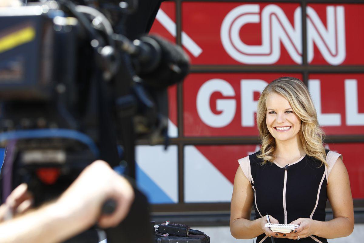 CNN political reporter Sara Murray