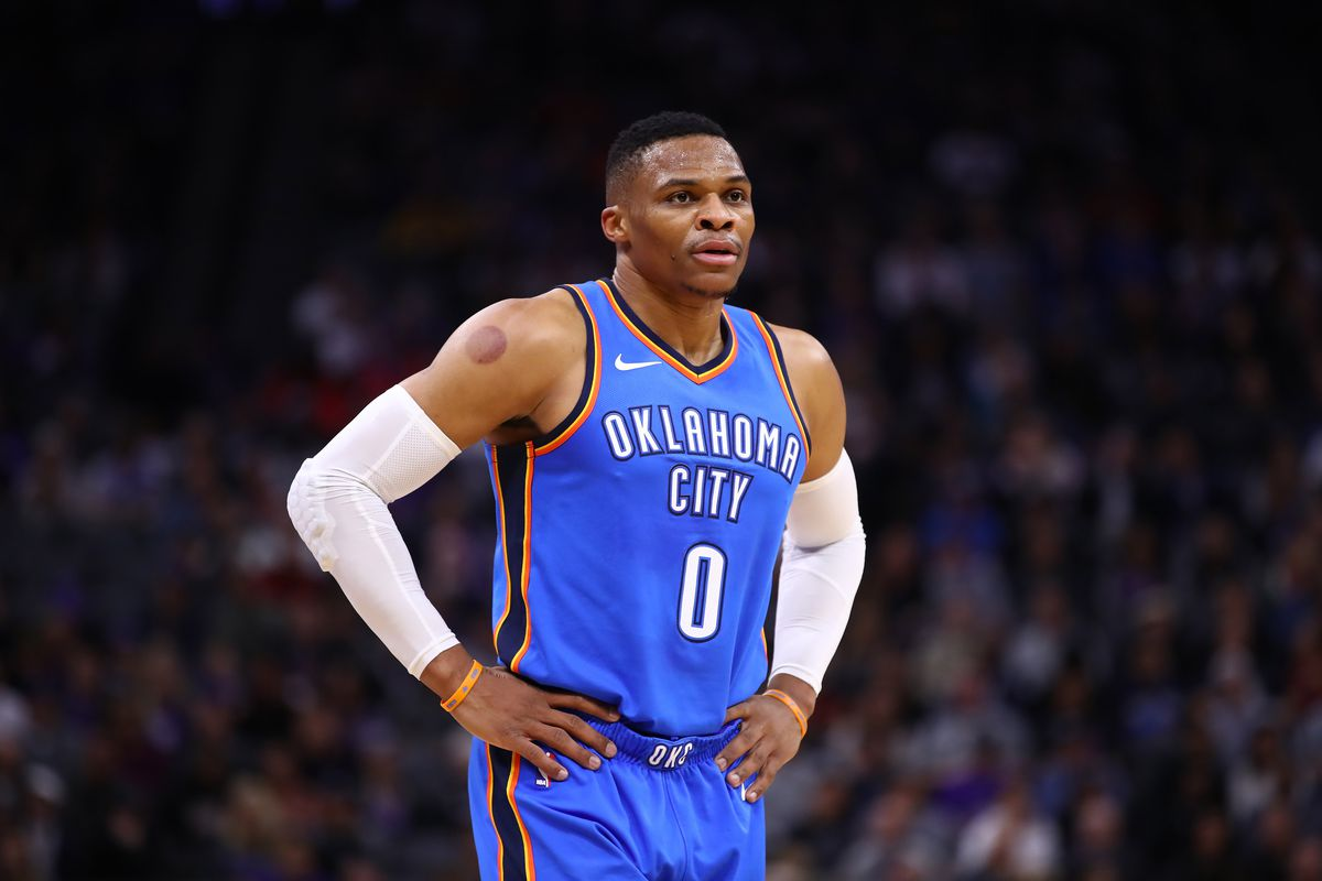 Will Russell Westbrook even be an all-star this season ...