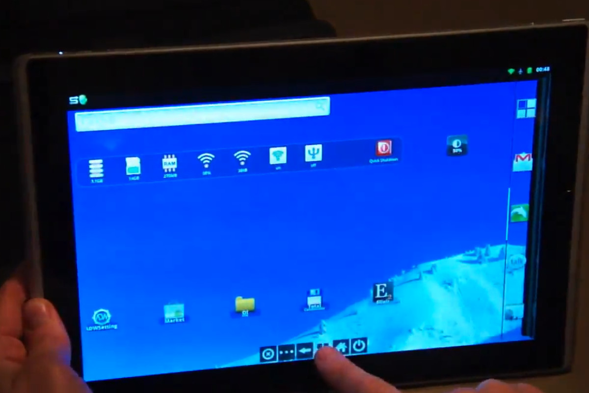 Cupp PunkThis moves ARM and x86 dual-computing to a tablet - The Verge