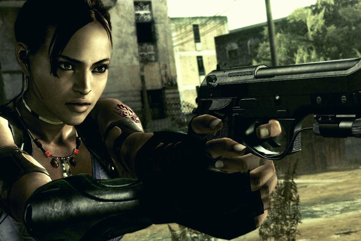 Resident Evil 5 gains Steamworks support, but GFWL DLC won't