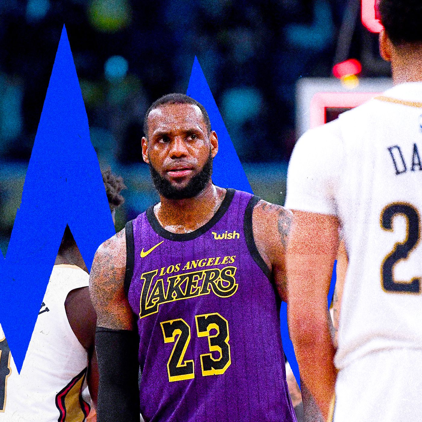 The Lakers have no easy answers after the Anthony Davis non-trade ...