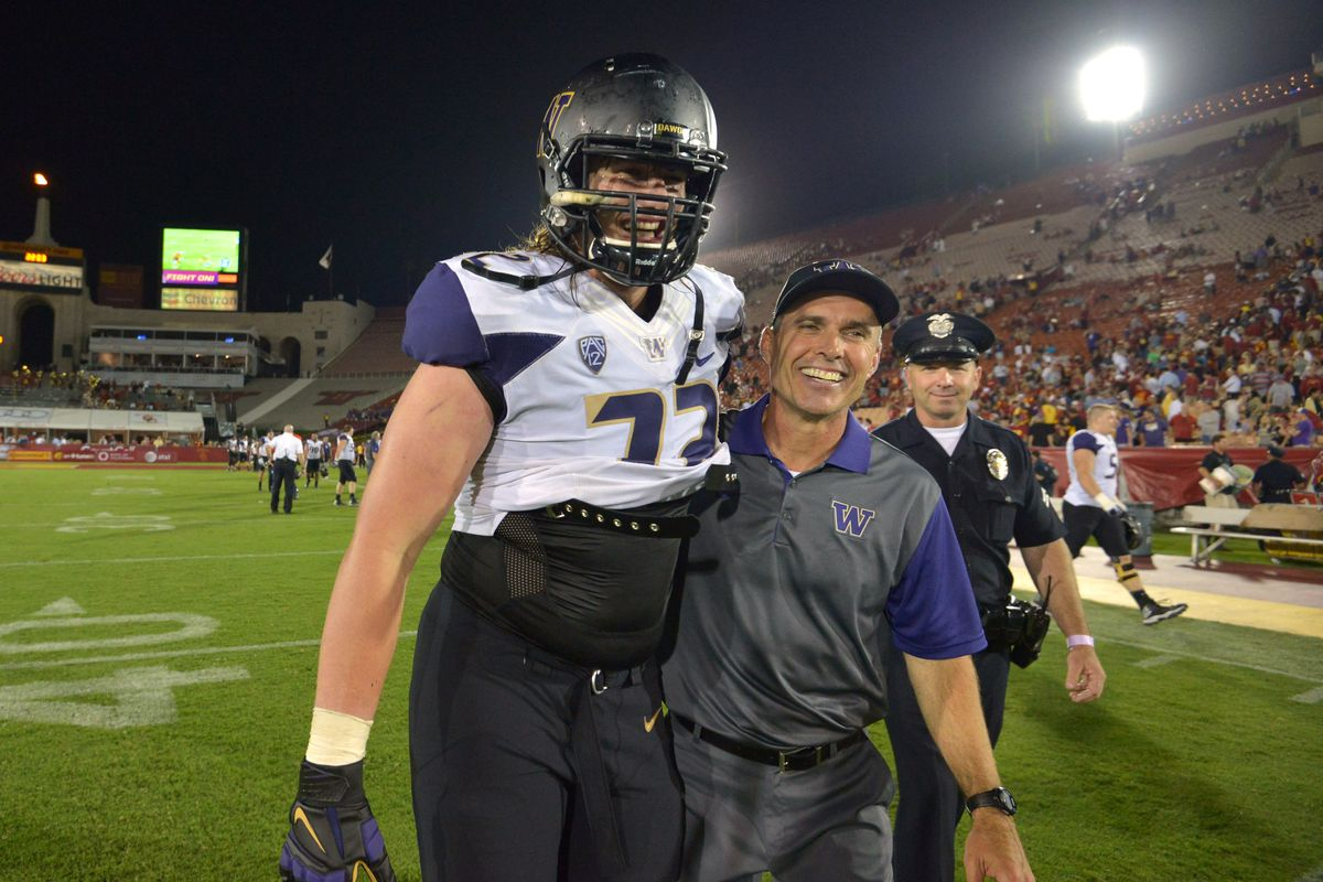 A lot rests on the progress and health of LT Trey Adams