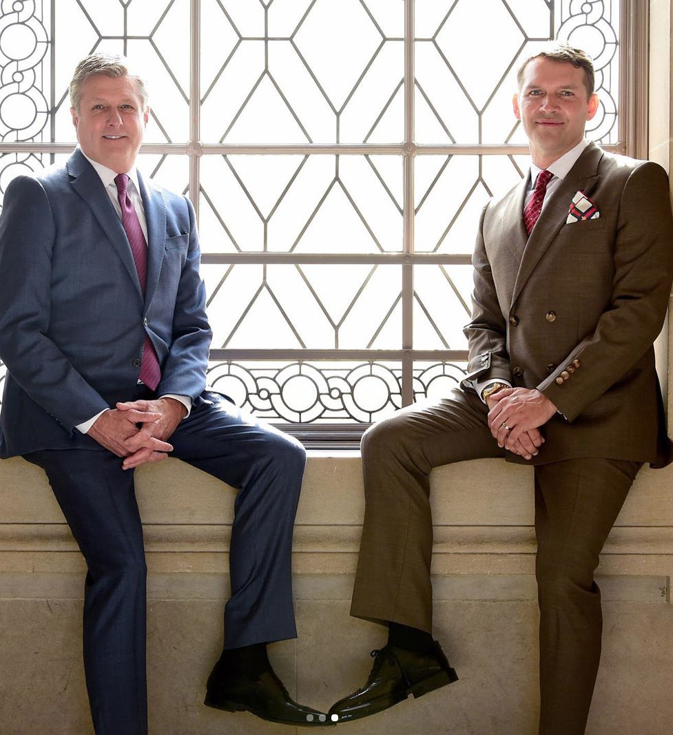 Gay Golden State Warriors COO Rick Welts Married His