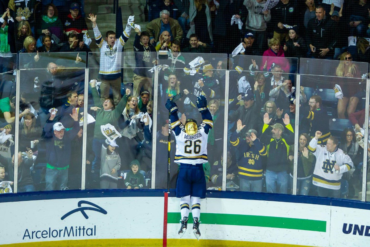 Notre Dame Hockey 2019 Ncaa Tournament Bracket And Printable