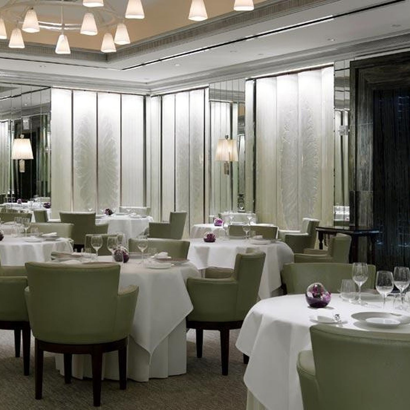 London In Nyc Lose Its Michelin Stars