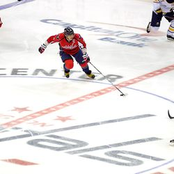 Ovechkin on the Rush