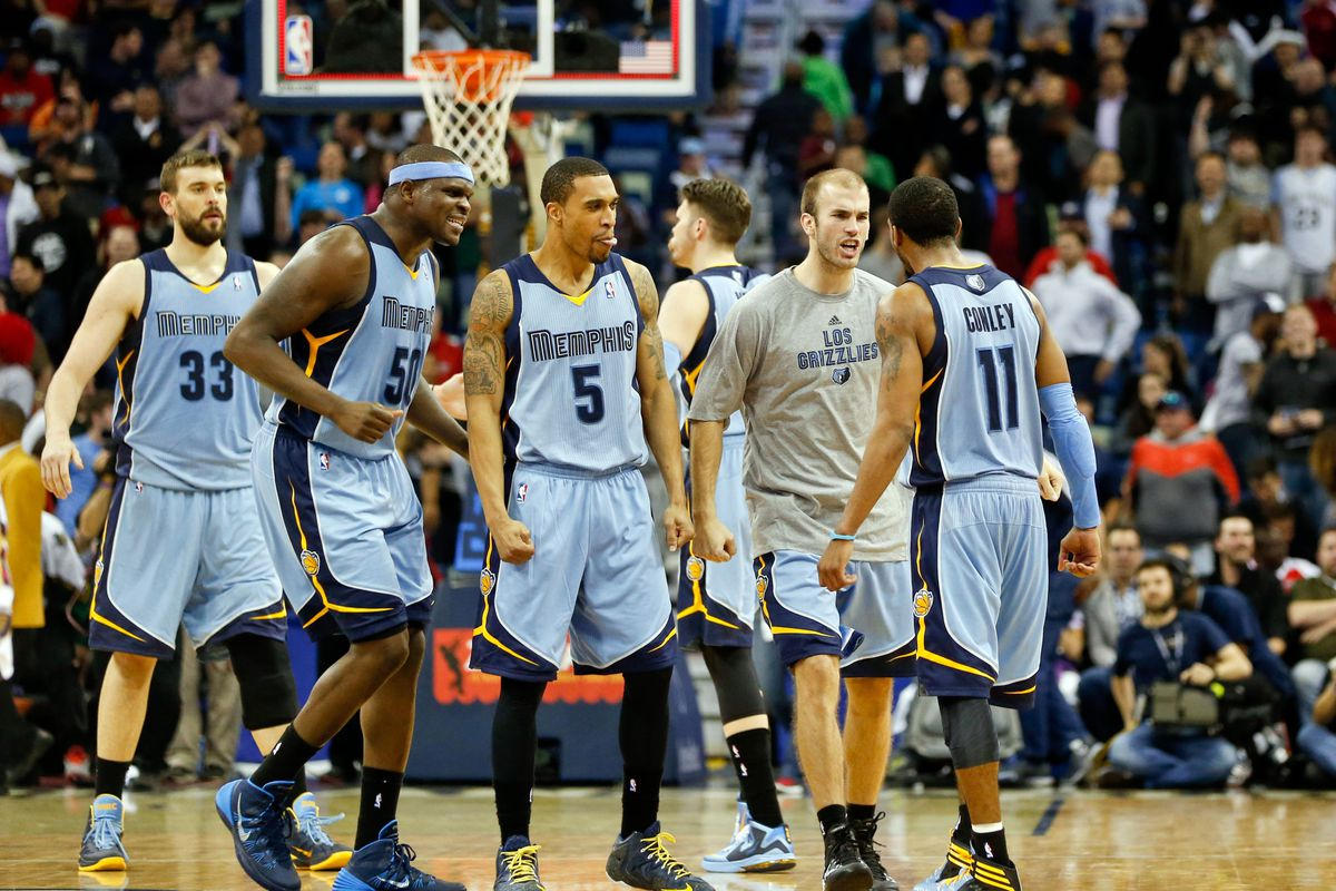 Conley's game winner helped Memphis beat New Orleans on Wednesday night