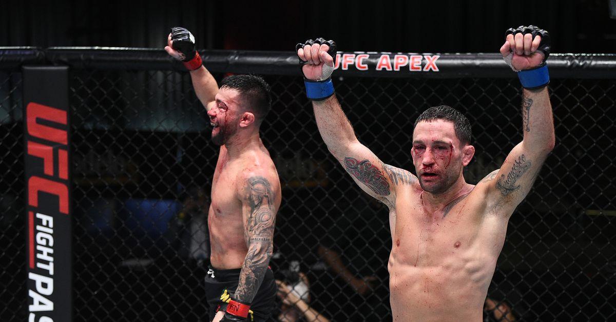 The A-Side Live Chat: UFC vs. Bellator, Edgar's bantamweight debut, Vadim Nemkov's title win, Robbie Lawler's return, more
