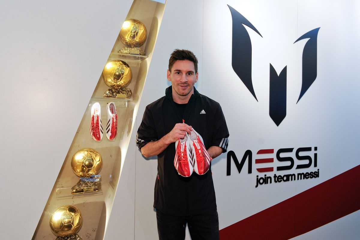 Lionel Messi is making some new Wildcat friends this weekend