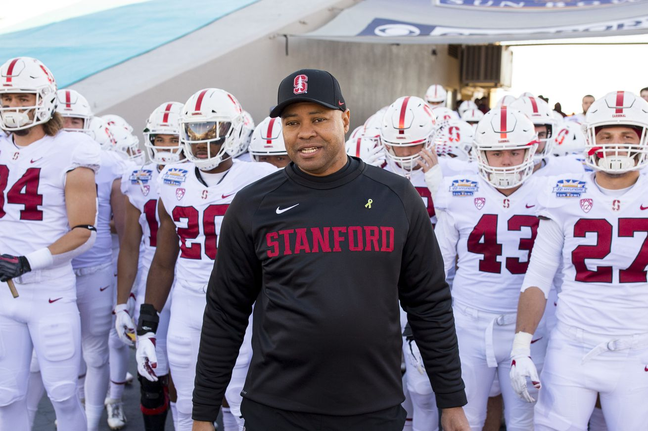 usa today 11923693.0 - Stanford might be college football's most predictable program, but 2019 is a mystery