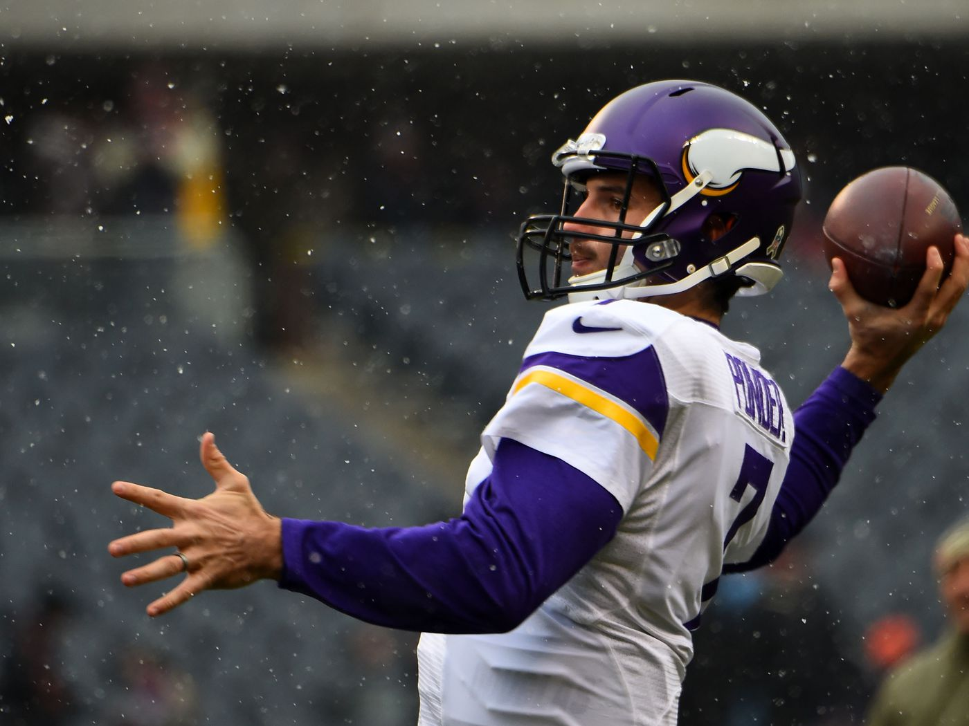 Christian Ponder Signs One-Year Deal with Raiders - Daily Norseman
