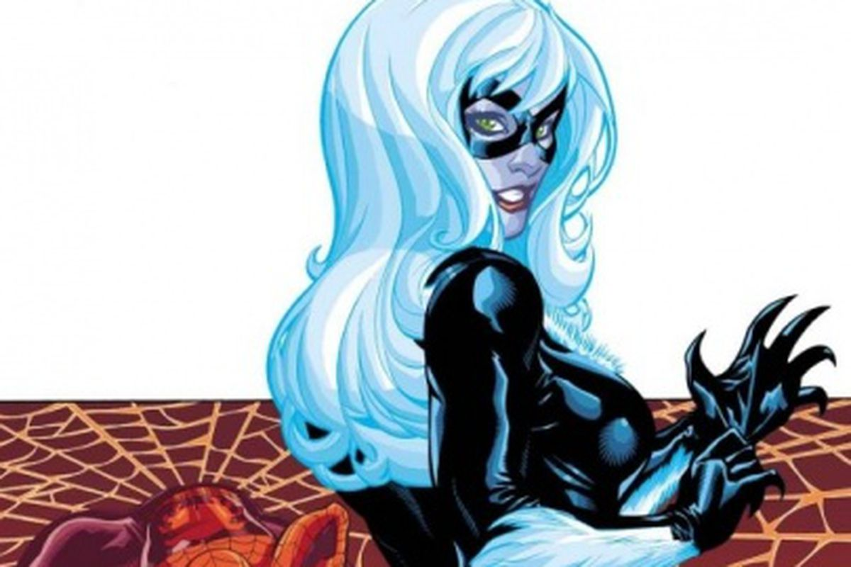 Black Cat, one of the biggest female characters in the Spider-Man universe