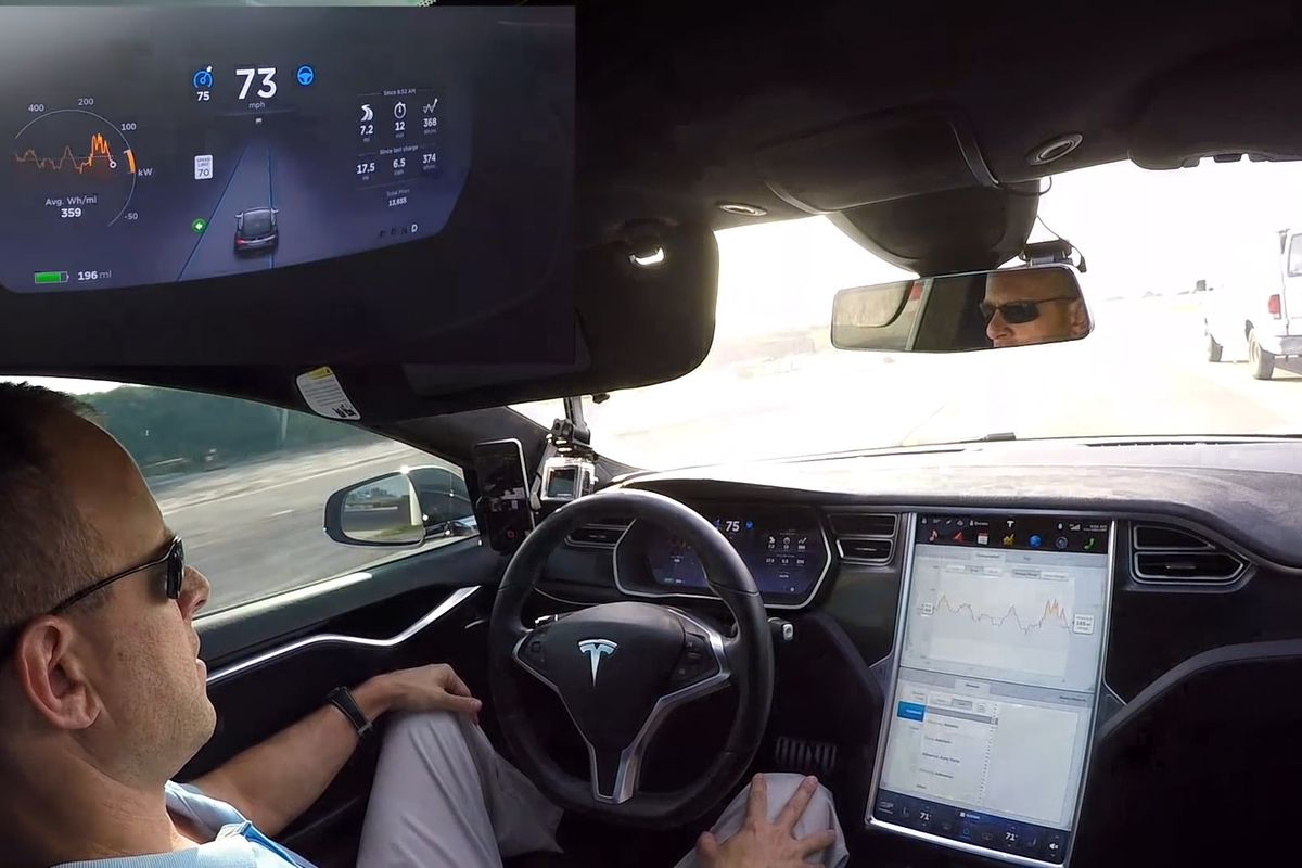 Drive For Uber >> Tesla Won T Let You Use Your Self Driving Model X To Drive