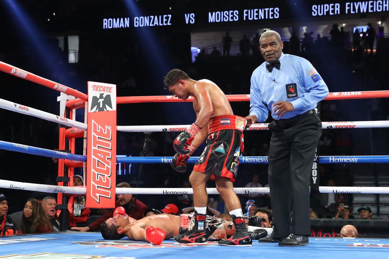1033989004.jpg.0 - Gonzalez returns December 23rd against Diocos