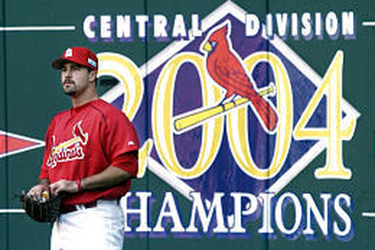 St. Louis pitcher Jeff Suppan is scheduled to start Game 3 of the World Series tonight with his Cardinals trailing 2-0 to the Boston Red Sox.