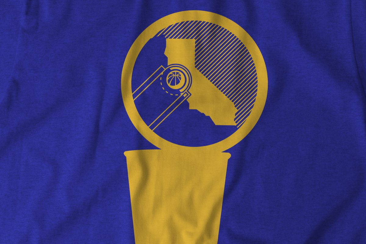 Golden State of Mind's latest t-shirt available from BreakingT.