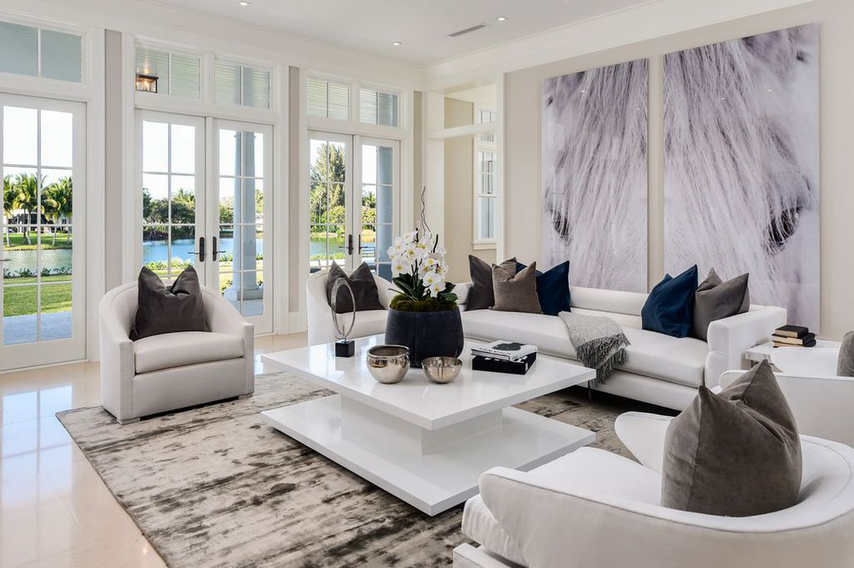 Hamptons-style estate in Coral Gables asks $8.5M - Curbed Miami