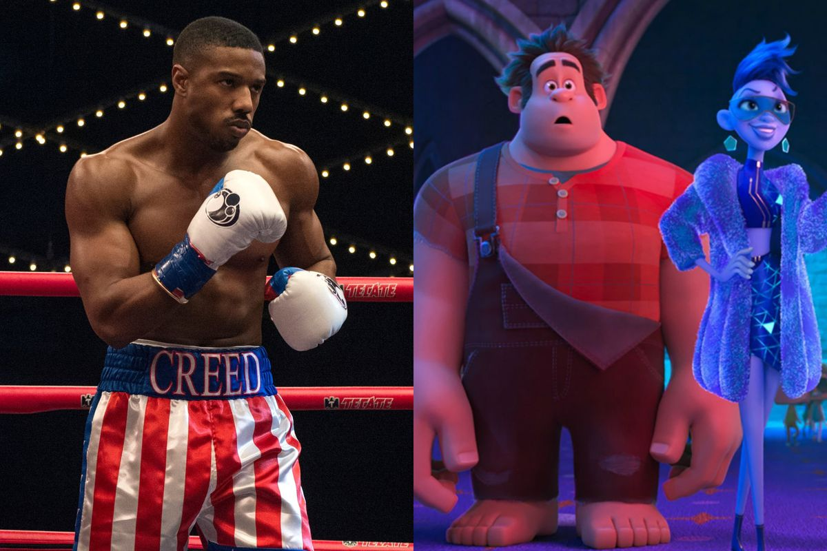 Ralph Breaks the Internet and Creed II