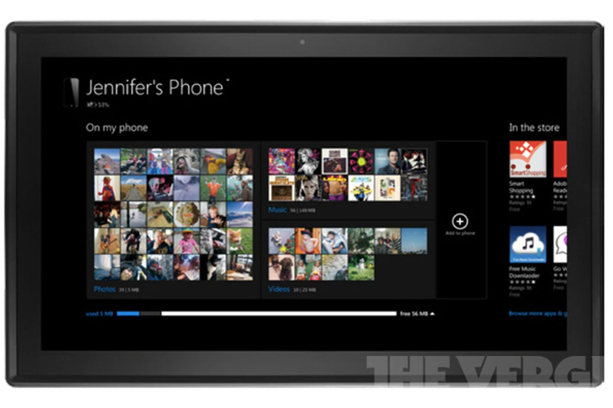 This Is Microsoft S New Windows 8 Companion For