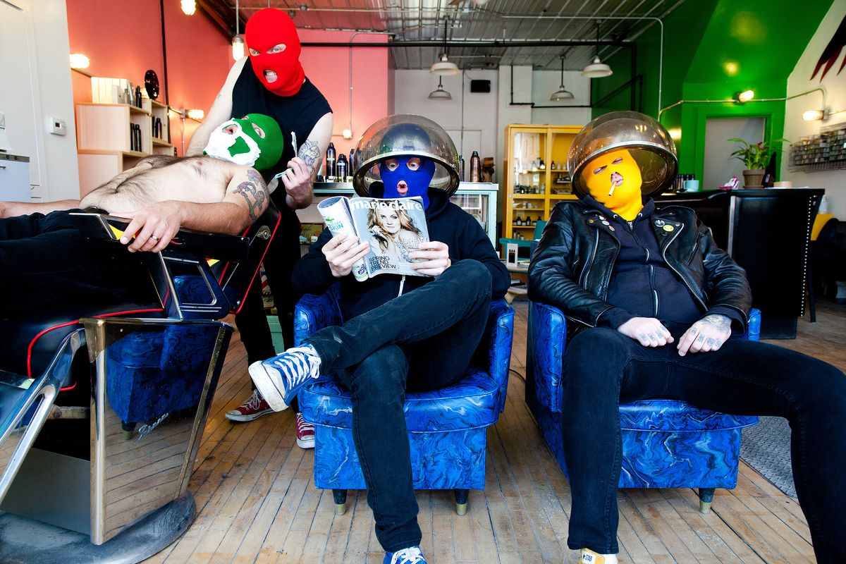"""Pop band Masked Intruder is scheduled to play at 6 p.m. Sunday, July 22 at the Taste of River North. 