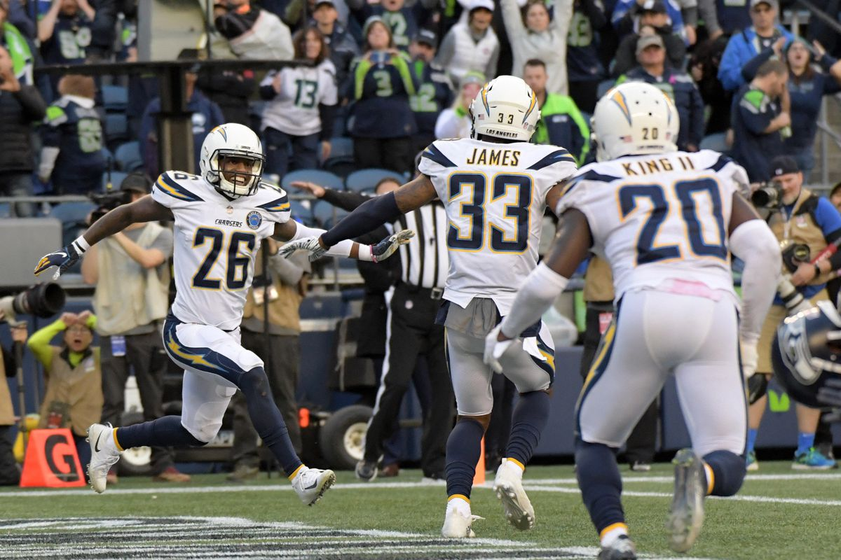 f8d8622c The Los Angeles Chargers are finally lucky. They're also really good ...